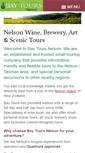 Mobile Preview of baytoursnelson.co.nz